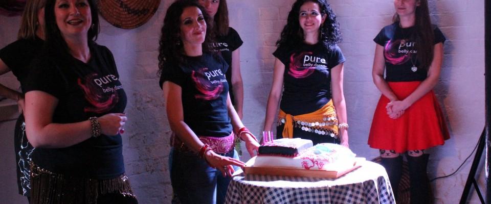 Celebrating 5 years of Pure Belly Dance, 2015