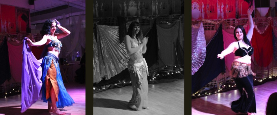 Pure Belly Dance students' solo performances 2014