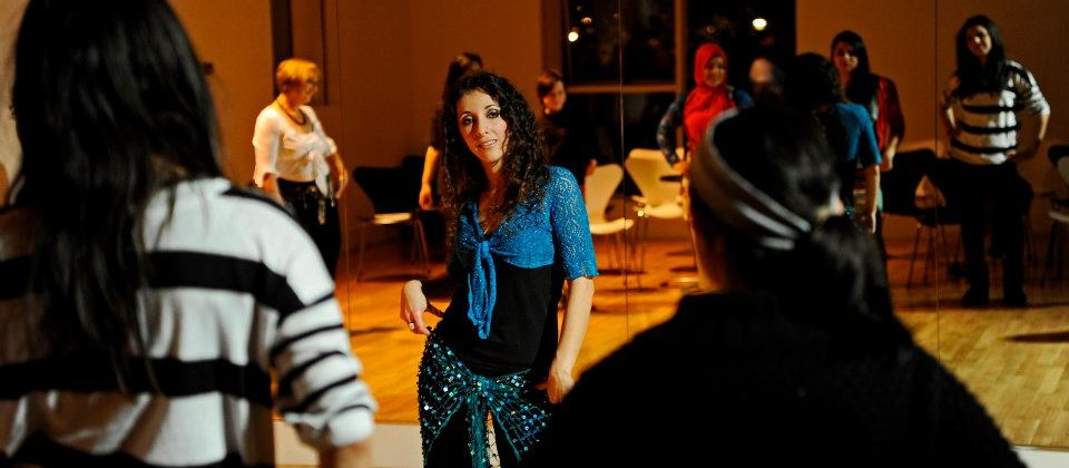 Pure Belly Dance Classes
